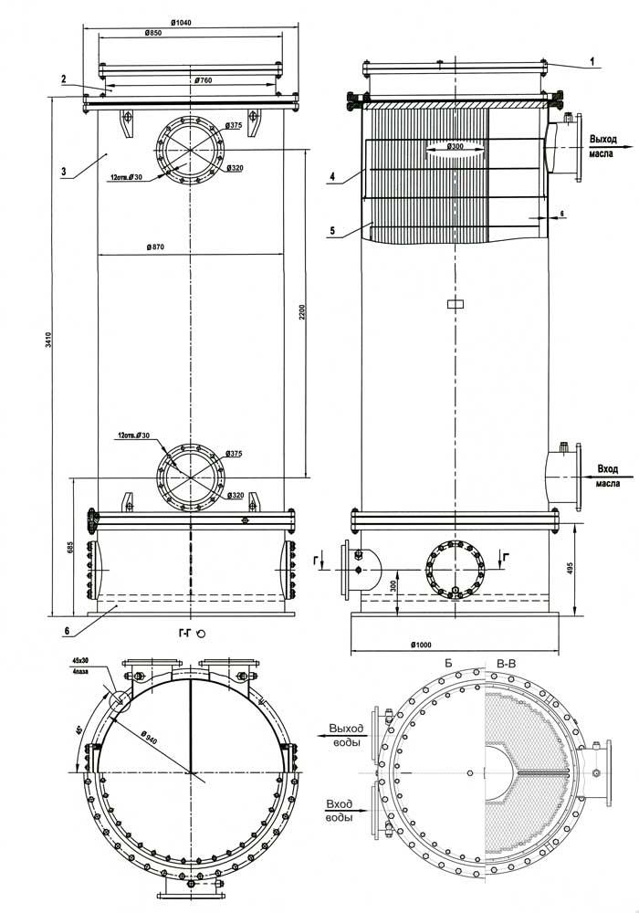 Диафрагма на теплообменнике электролюкс котел снять теплообменник