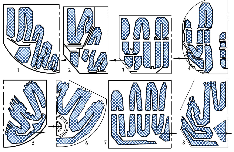 деаэраторы схемы чертежи в автокаде