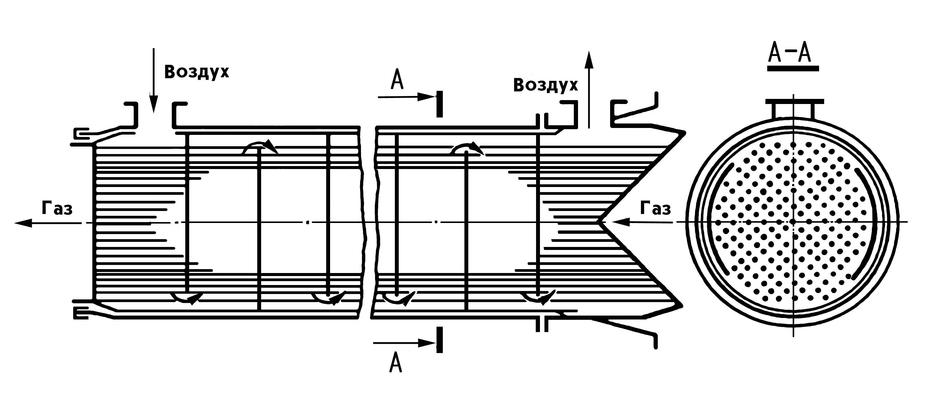 К.п.д.теплообменника гидравлика тепловой расчет и выбор теплообменников