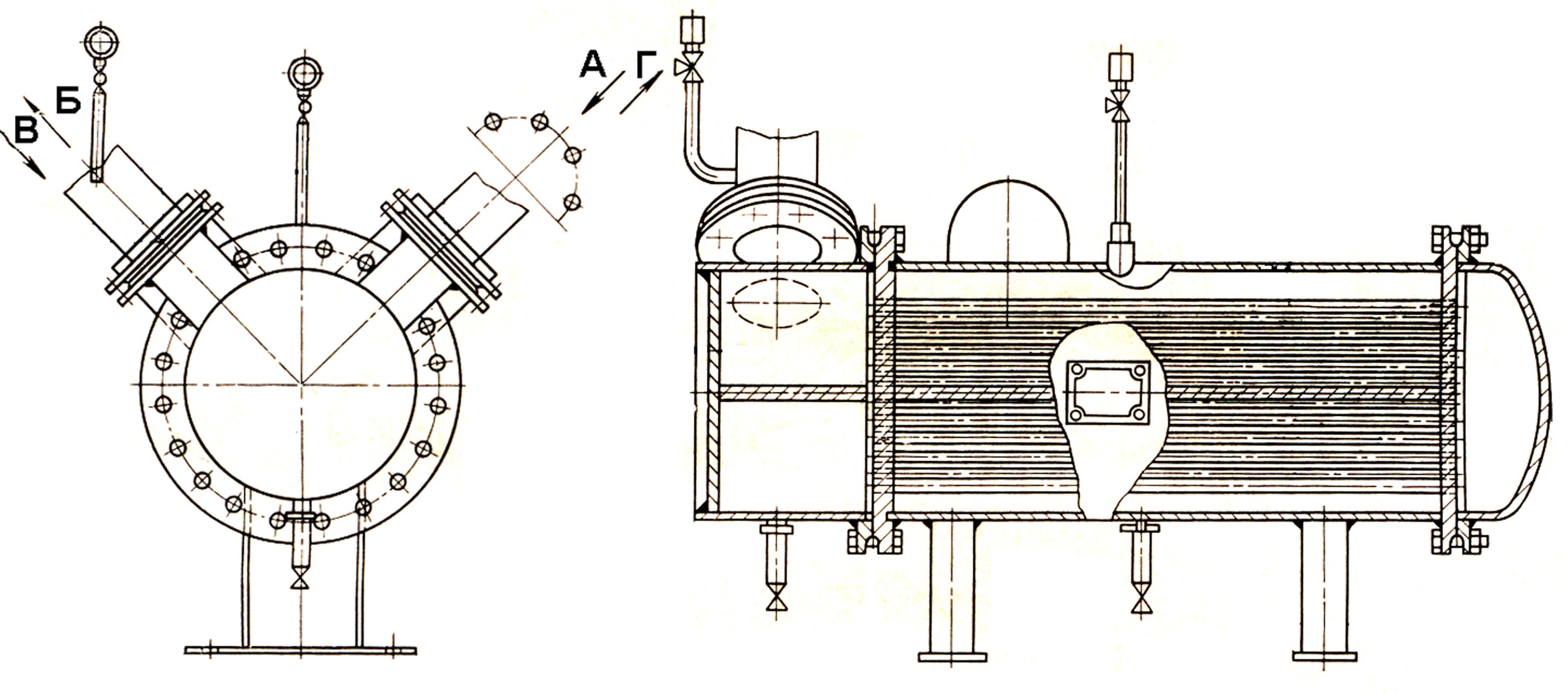 Теплообменник водоводяной с вентилятором теплообменник ремонт замена